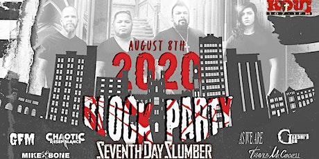 KOUJ BLOCK PARTY tickets