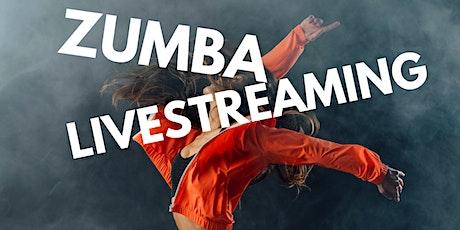 Zumba - Online tickets