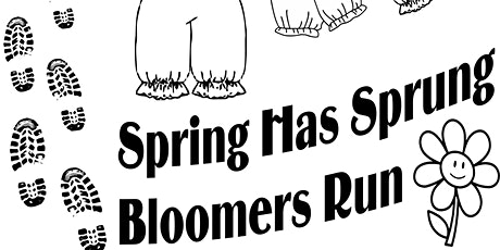 Rescheduled Starke County Spring has Sprung Bloomer Run tickets