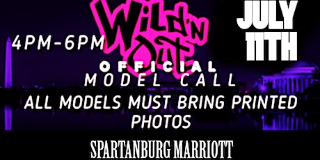 WILD N OUT GIRL CASTING CALL tickets