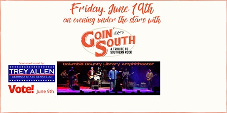An Evening With Goin' South, a Tribute to Southern Rock tickets