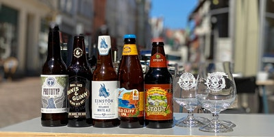 A digital Happy Hour with the American Club and Craft-Beer Rockstars