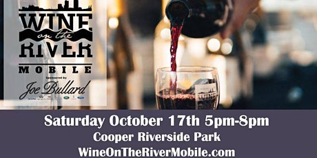 Wine On The River Mobile 2020 tickets