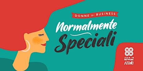 Donne di business, normalmente speciali - 5/5 biglietti