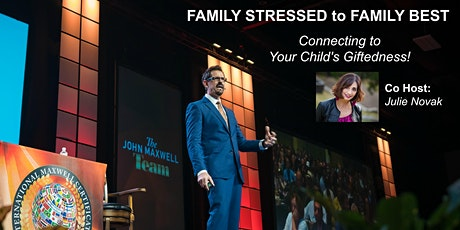Family Stressed to Family Best! tickets