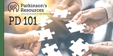Parkinson's 101 - Virtual  (special guest: Morri Stewart, personal trainer) billets