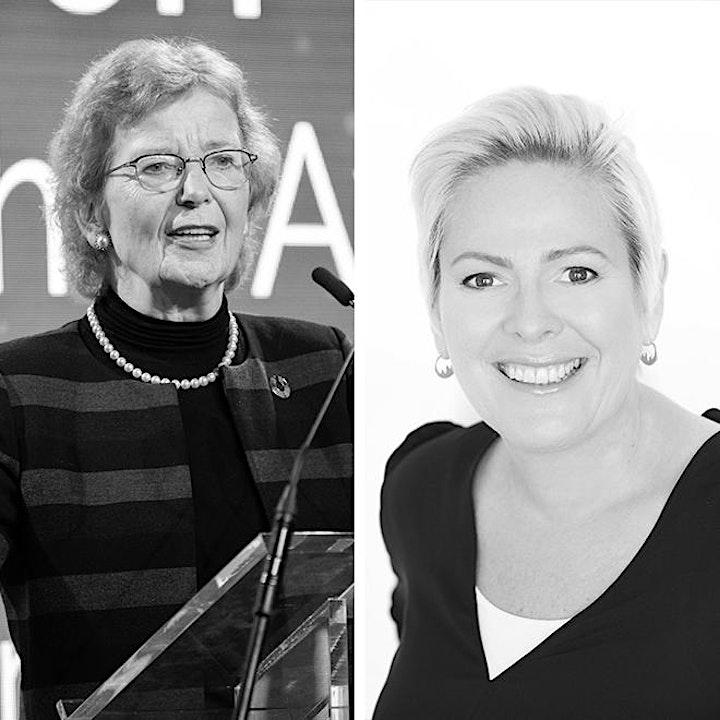 Leadership Unscripted: Former President Mary Robinson and Halla Tómasdóttir image