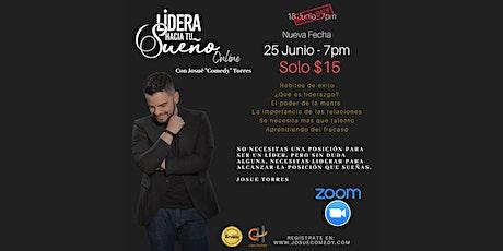Lidera Hacia Tu Sueño (Online 2) bilhetes