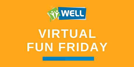 Virtual Fun Friday tickets