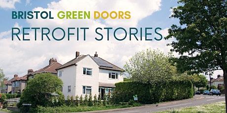 Bristol Green Doors Retrofit Stories. Renovating a 1950s detached home. tickets