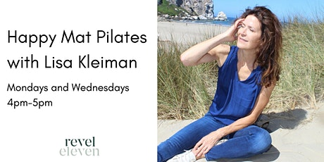 Happy Mat Pilates with Lisa Kleiman Tickets