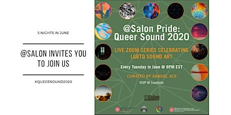@Salon Pride: Queer Sound 2020 tickets
