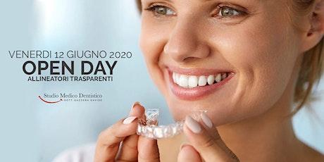[Sold Out] Open day Ortodonzia Trasparente - Cuneo biglietti