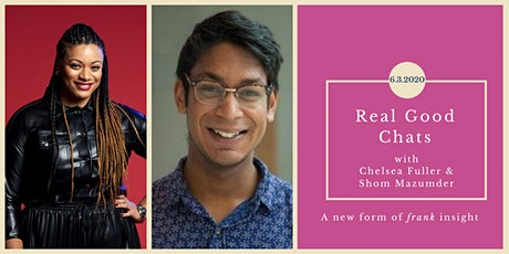 Real Good Chats: Creating Courageous Social Movements tickets