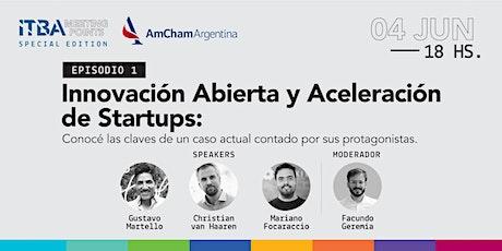 Innovación Abierta y Aceleración de Startups. entradas