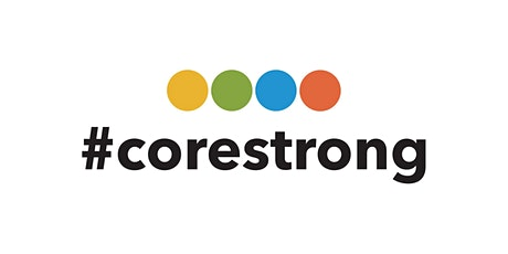 #CORESTRONG T-Shirts tickets