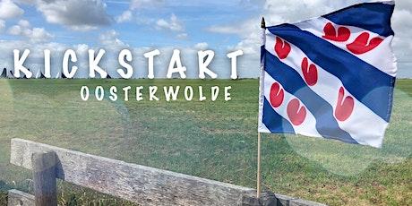 Kickstart weekend Oosterwolde tickets