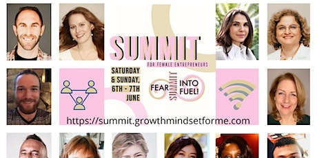 Turn Your Fear Into Fuel Summit. tickets