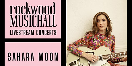 Sahara Moon  - FACEBOOK and INSTAGRAM LIVE tickets