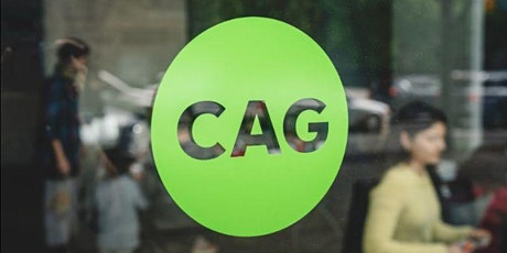 CAG Annual General Meeting 2020 tickets