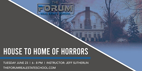 House to Home Horrors tickets