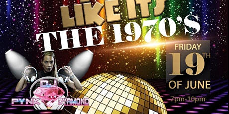 DMV Friends presents a Christian Black Singles 70's Game night and Dance Party Featuring DJ PYNK tickets