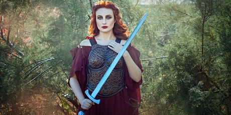Aífe and Scáthach: Sacrifice and the Warrior's Way with Carly Dwyer tickets