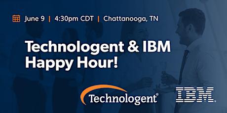 Technologent & IBM Happy Hour! tickets