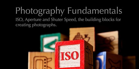 Photography Fundamentals for Adults with Jim Craigmyle tickets