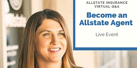 Allstate Insurance Virtual Q&A tickets