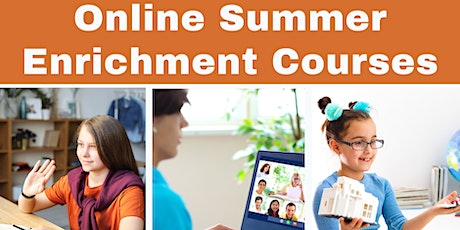 Summer Enrichment Online Courses tickets