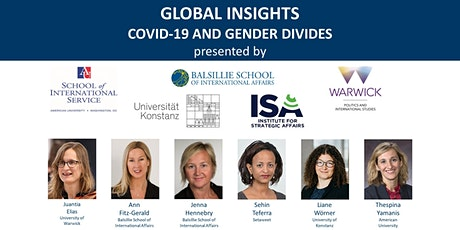 Global Insights: COVID-19 and Gender Divides tickets
