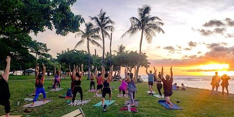 Sunset Yoga! tickets