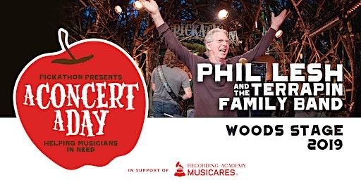 Pickathon Presents: Phil Lesh & The Terrapin Family Band