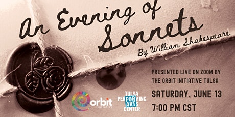 An Evening of Sonnets tickets
