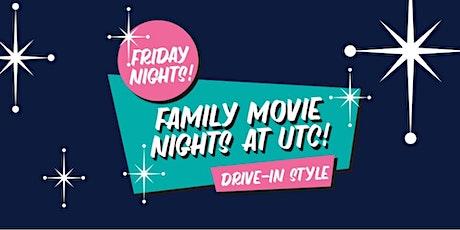 UTC Summer Drive-in Movie Series tickets