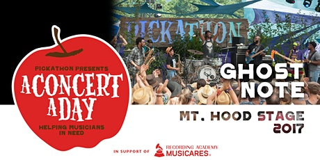 Ghost-Note | Pickathon Presents | A Concert A Day entradas