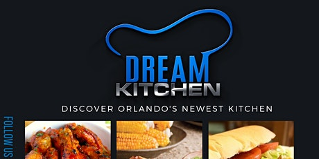 Dream Kitchen's, VIP Tasting Event tickets
