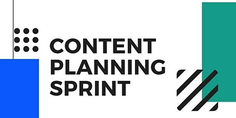 Content Planning Sprint tickets