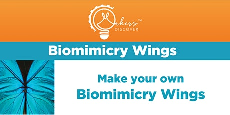 Makers Discover Class: Biomimicry  Wings entradas