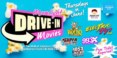 Moonlight Drive-In Movies at The Mall at Johnson City tickets