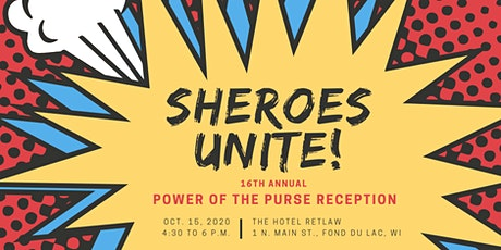 16th Annual Power of the Purse Reception tickets