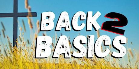 Dynamic YOU: Back 2 Basics tickets