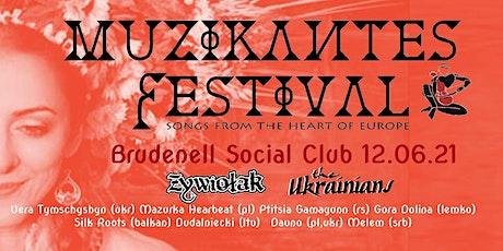Muzikantes Festival  2021 tickets