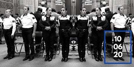 Webinar Policía Orientada a la solución de Problemas entradas