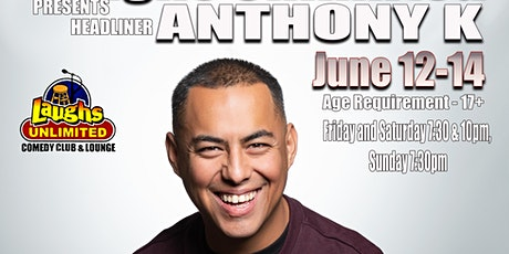 Anthony K featuring Matt Durndak tickets