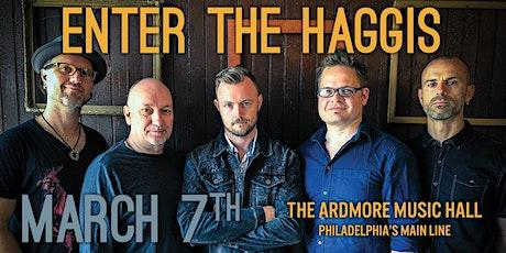 Enter The Haggis tickets