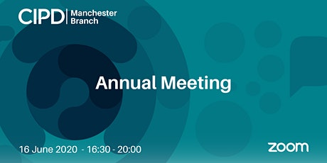 CIPD Manchester Annual Meeting tickets