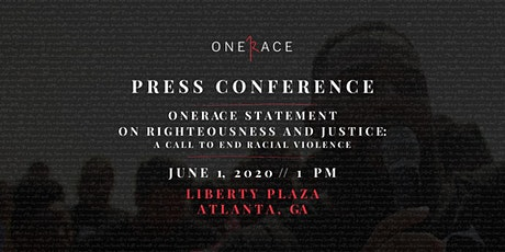 OneRace Press Conference tickets