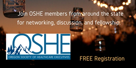 OSHE Virtual Networking & Fellowship tickets